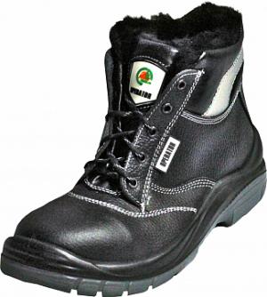 Ботинки OPERATOR с КП нат. мех