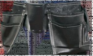 Сумка 101348 для инструмента поясная кожаная (550*230 мм)