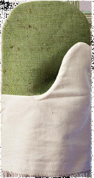 Рукавицы САРЖА с брезентовым наладонником