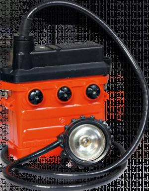 Фонарь шахтный головной СГГ.5М.05(10) аналог СГД-5