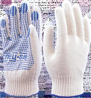 Перчатки х/б с ПВХ СПЕЦ-SB®-10