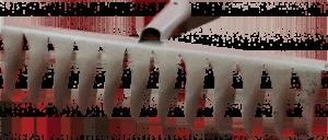 Грабли 12-ти зубцовые витые