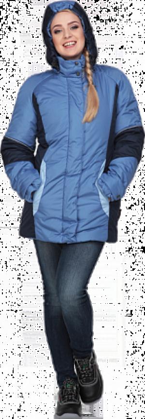 Куртка ВИРАЖ утеплённая