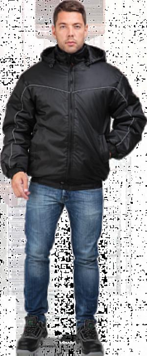 Куртка ВОДИТЕЛЬ утеплённая